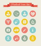 Medical Infographic Template. Stock Images
