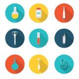 Medical instrument Stock Image