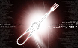 Medical Instrument Retractor Royalty Free Stock Images