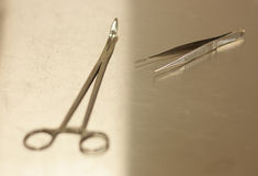 Medical instruments Stock Photography