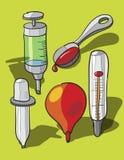 Medical instruments Stock Photos