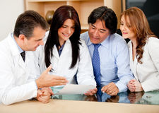 Medical insurance Stock Photos
