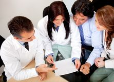 Medical insurance Royalty Free Stock Images
