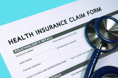 Medical insurance concept Stock Photo