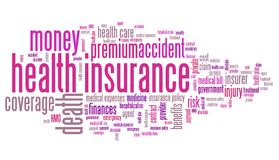 Medical insurance Royalty Free Stock Photo