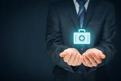 Medical insurance Royalty Free Stock Image