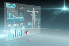 Medical interface Stock Photos