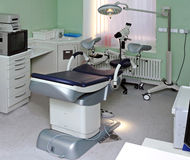 Medical interior Stock Photography