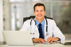 Medical intern doctor Stock Photo