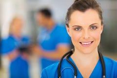 Medical intern hospital Stock Photo