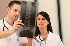 Medical Investigation Royalty Free Stock Photo