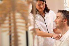 Medical Investigation Stock Images