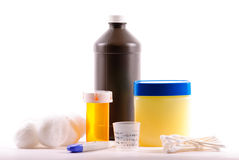 Medical Items Royalty Free Stock Images