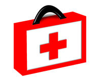 Medical kit Stock Images