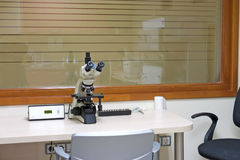 Medical laboratory Stock Image