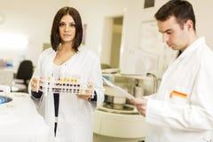 Medical laboratory Stock Photography