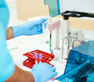 Medical laboratory Stock Photography