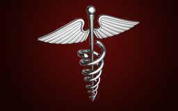 Medical logo Royalty Free Stock Photography