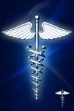 Medical logo Stock Image