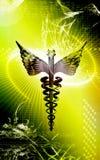 Medical logo Royalty Free Stock Photo