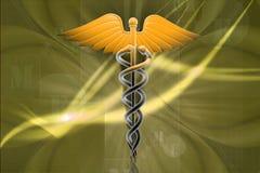 Medical logo Stock Photo