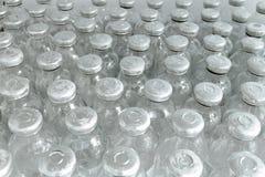 Medical manufacturing background Stock Image