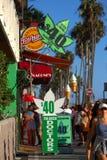 Medical Maraijauna Shop. In Venice Beach, ca 9/2014 Stock Photo
