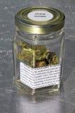 Medical marijuana Stock Image
