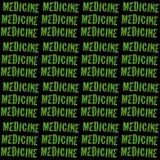 Medical Marijuana Background Royalty Free Stock Photo
