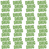 Medical Marijuana Background Royalty Free Stock Photos