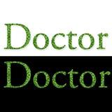 Medical Marijuana Background Stock Photo