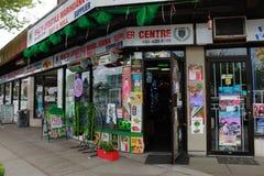 Medical Marijuana Business Royalty Free Stock Photos