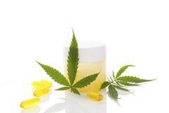 Medical marijuana. Stock Image