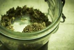 Medical Marijuana RX Royalty Free Stock Photography