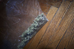 Medical Marijuana RX Stock Photography