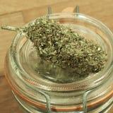 Medical Marijuana RX Stock Image