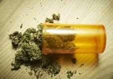 Medical Marijuana stock images