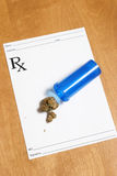 Medical Marijuana Royalty Free Stock Image