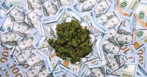 Medical marijuana is in US dollars.