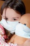 Medical mask Stock Photo