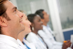 Medical meeting Stock Images