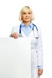 Medical message Stock Photo