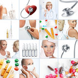Medical mix Stock Photo
