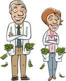 Medical Money Royalty Free Stock Photo