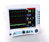 Medical monitor Stock Photography