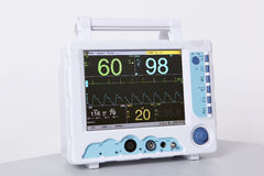 Medical monitor Stock Photo