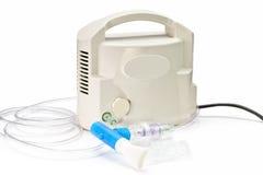 Medical Nebulizer Compressor Stock Photography