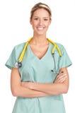 Medical nurse Stock Images