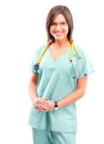 Medical nurse Royalty Free Stock Photo