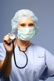 Medical nurse Stock Photography